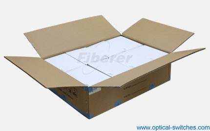 2x2 Fiber Optic Switch Package