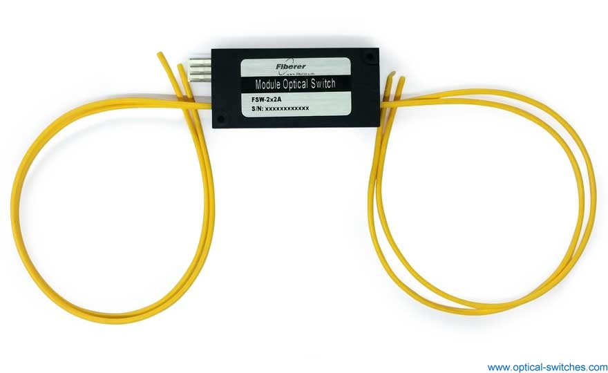 2X2A Fiber Optic Switch,2X2A Optical Switch